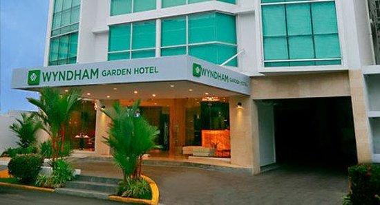 Wyndham Garden Panama Centro Hotel: Exterior