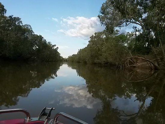 Mary River Wilderness Retreat & Caravan Park: Mary River