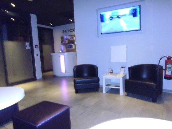 Rilano 24/7 Muenchen City : Lobby
