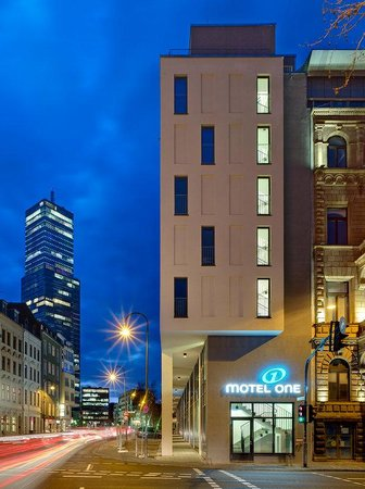 Motel One Koln-Mediapark
