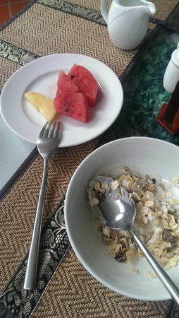 King Grand Boutique Hotel: Some things included in breakfast