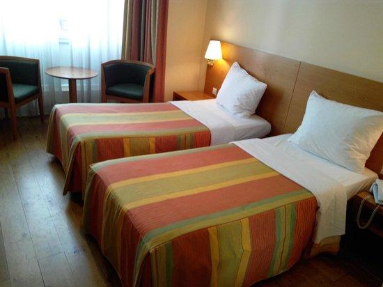 Hotel Carlton : Номер