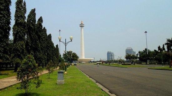 National Monument (MONAS): Monas tower