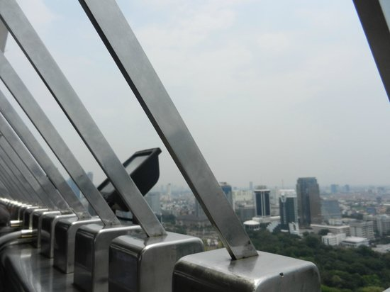 National Monument (MONAS) : observation deck