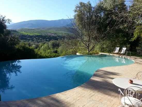 MAROC LODGE Boutique Hotel & Resort : View of Pool