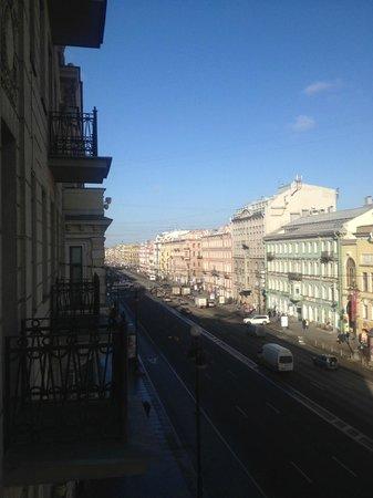Corinthia Hotel St. Petersburg: Выбирайте этаж повыше