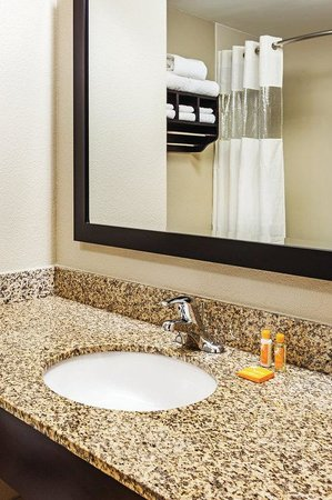 La Quinta Inn & Suites Knoxville Airport: Guest Room Bathroom