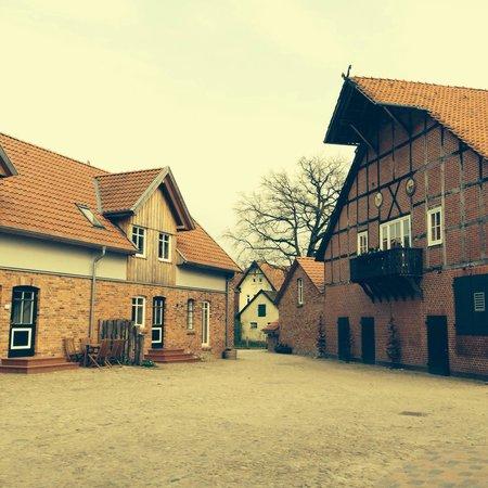 Hof auf dem Landhaus Averbeck