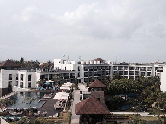 Pullman Bali Legian Nirwana : Hotel complex