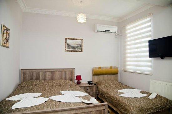 Ilya Pera Hotel: triple