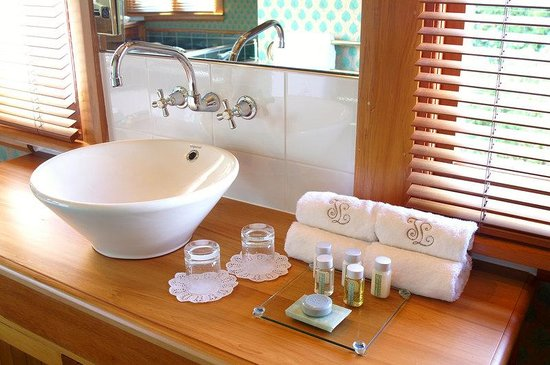Timara Lodge : Bathroom Washbasin