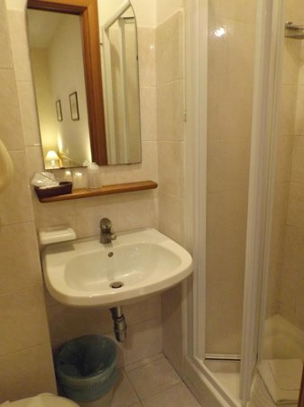Hotel Stella : Shower room