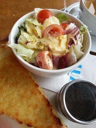 Luz Seebistro: Lunch