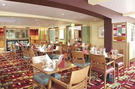 The Airport Inn Manchester: Restaurant