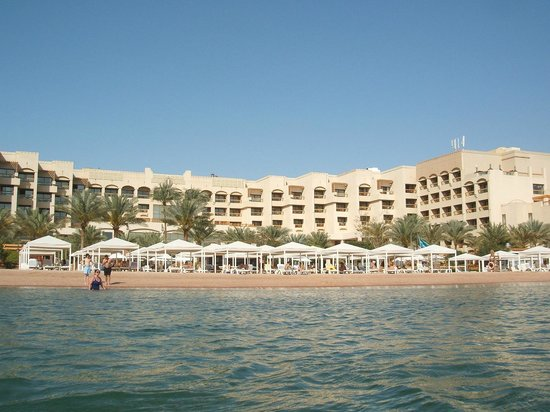 InterContinental Aqaba Resort: The hotel