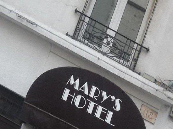 Mary's Hotel: Exterior