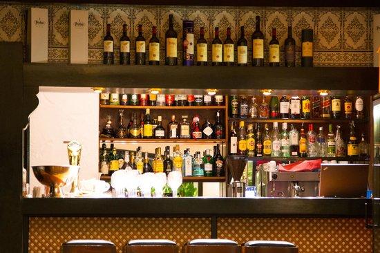 La Cantinetta Trattoria: Die Bar - jeder Wunsch wird erfüllt