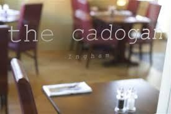 The Cadogan Ingham: Logo