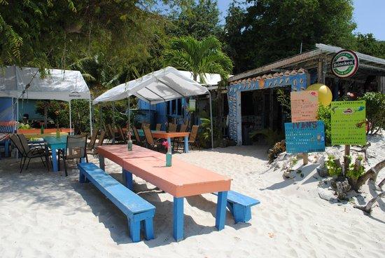 Ivan's Stress-Free Bar and Camp Ground: Rustik