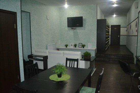 Tipo Hostel : Общая кухня