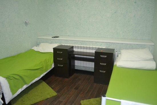 Tipo Hostel : В комнате