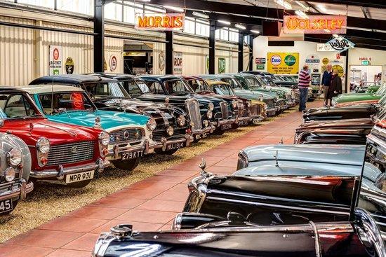 Haynes International Motor Museum: Memory Lane