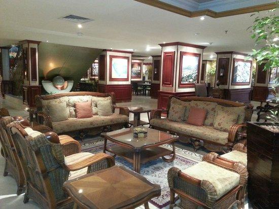 Hotel Al Shohada: Lobby