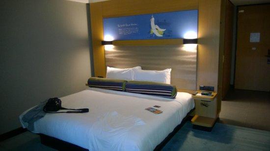 Aloft Kuala Lumpur Sentral: Bed
