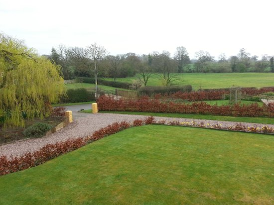 New Hall Farm Bed & Breakfast: View from room