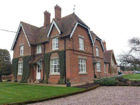 New Hall Farm Bed & Breakfast: Farmhouse