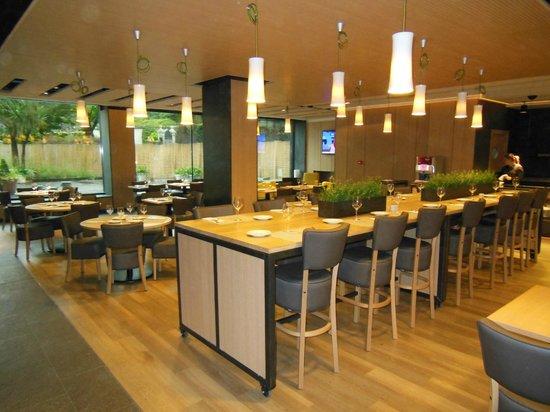 Hotel Holiday Inn Bilbao : Restaurant