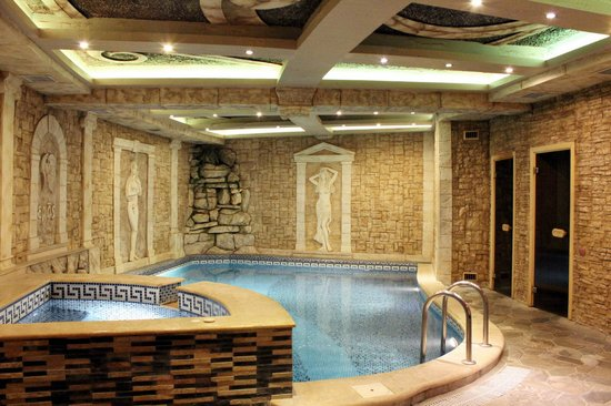 Green Palace Hotel : Private Pool