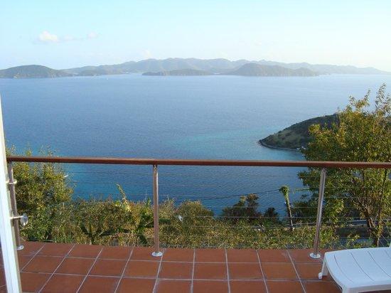 Evening Star Villas: Blir ikke bedre utsikt enn dette