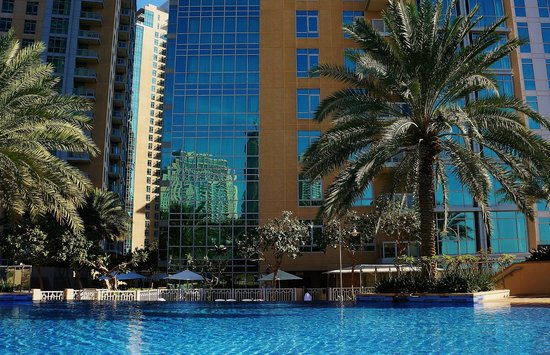 Ramada Downtown Dubai: Bra poolområde