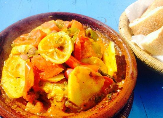 Chez Yassine : The best fish Tajin in Essaouira