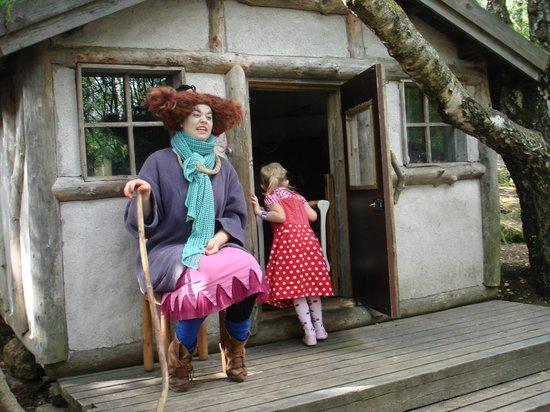Moomin World, домик ведьмы