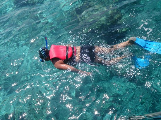 LUX* South Ari Atoll : Snorkeling @ Indian Ocean