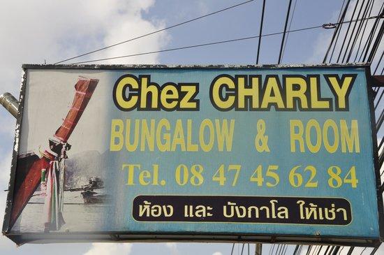 Chez Charly Bungalow: Chez Charly