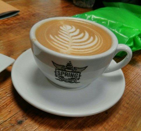 Spring Espresso : Fantastic