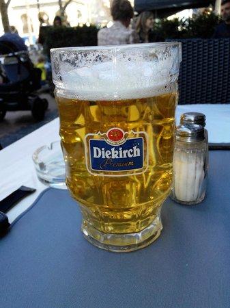 Academie: Люксембургское пиво Дикирш