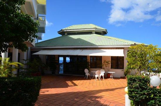 Evergreen Hotel : Restaurant