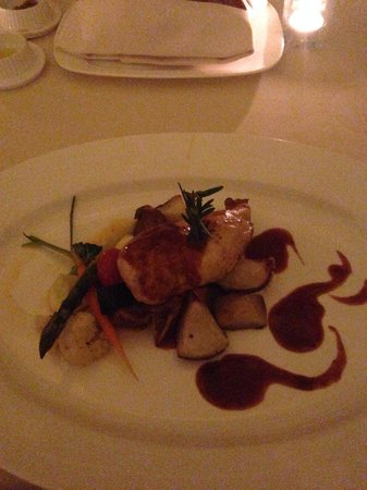 The Danna Langkawi: Wonderful food