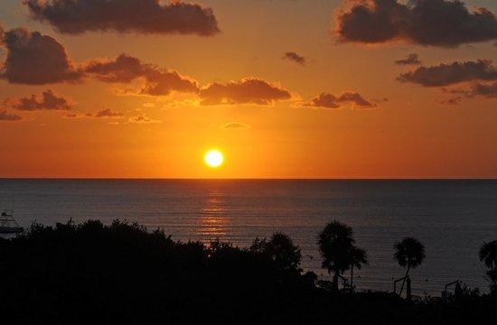 Paradisus Playa del Carmen La Perla : Amanecer en el Paraíso