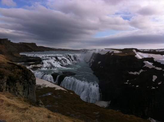 Iceland Guided Tours: GULLFOSS WATERFALL - JB&NL