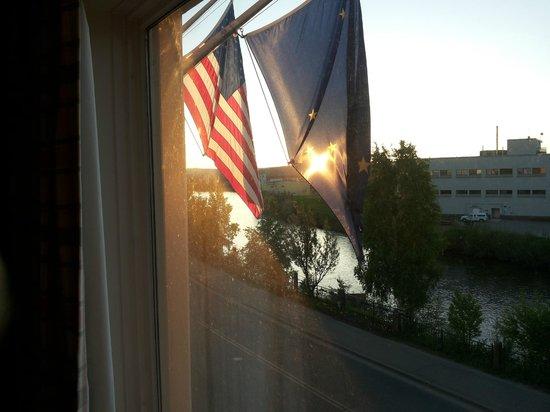 Bridgewater Hotel : Il sole di mezzanotte