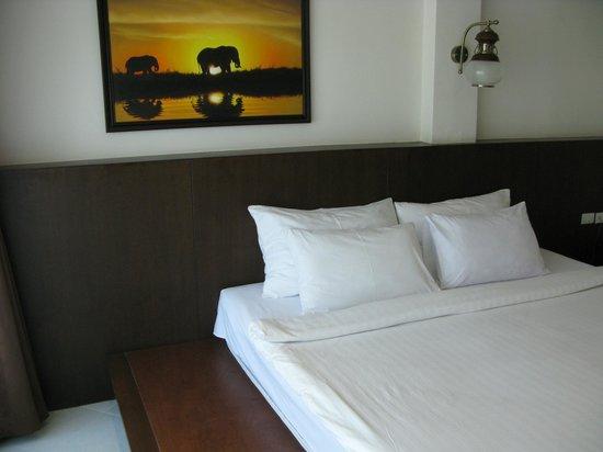 The Nine Hotel @ Ao Nang : kamer
