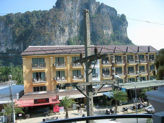 The Nine Hotel @ Ao Nang: Uitzicht vanuit de kamer