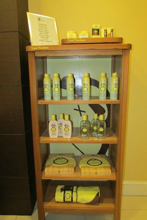 Beach House, A Holiday Inn Resort: they have all your sun products ready in case you forget
