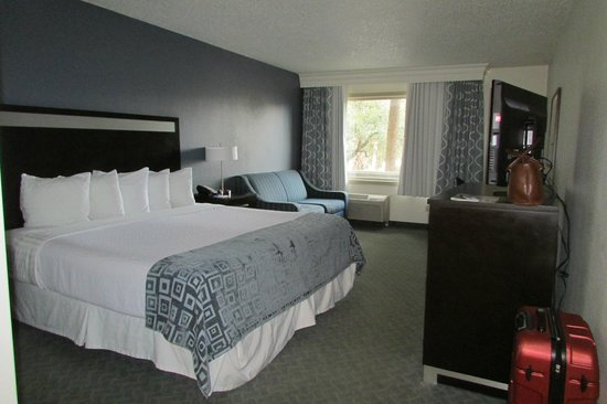 Beach House, A Holiday Inn Resort: the room