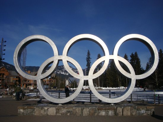 Whistler Blackcomb: 2010 Winter Olympics Site